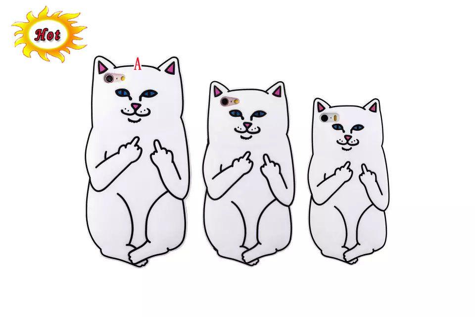 Fundas Personalizadas Para Moviles 3D Ripndipp Pocket Cat