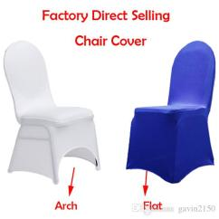 Spandex Chair Covers Wholesale Canada Swing Australia Hot Selliing 230g Stock Shiny Universal Colorful Stretchable Lycra Wedding Cover ...