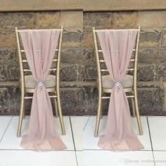 Wedding Chair Sash Office New Zealand Enable Destop Garden Formal Cover Back Sashes Romantic Oceanfront Flower Banquet Decor Bow Christmas Birthday