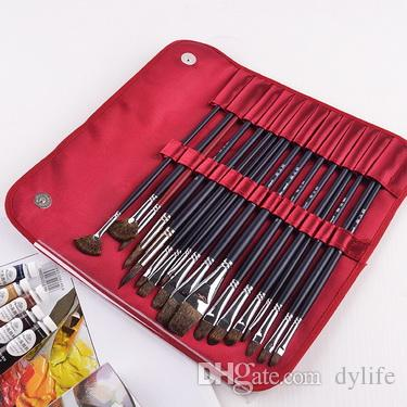 18pcs set paintbrush set