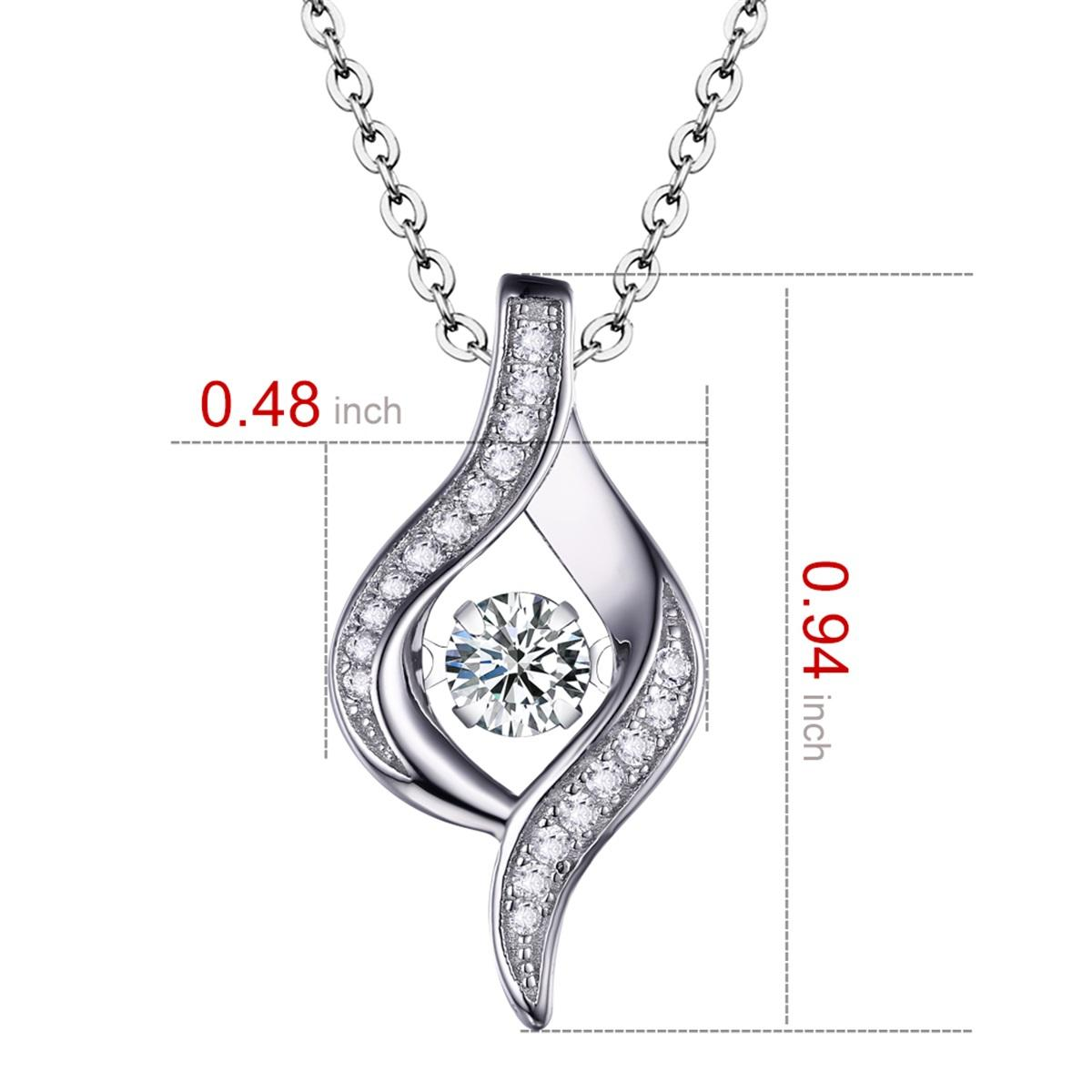 2019 YL 100% 925 Sterling Silver Jewelry Sets For Women