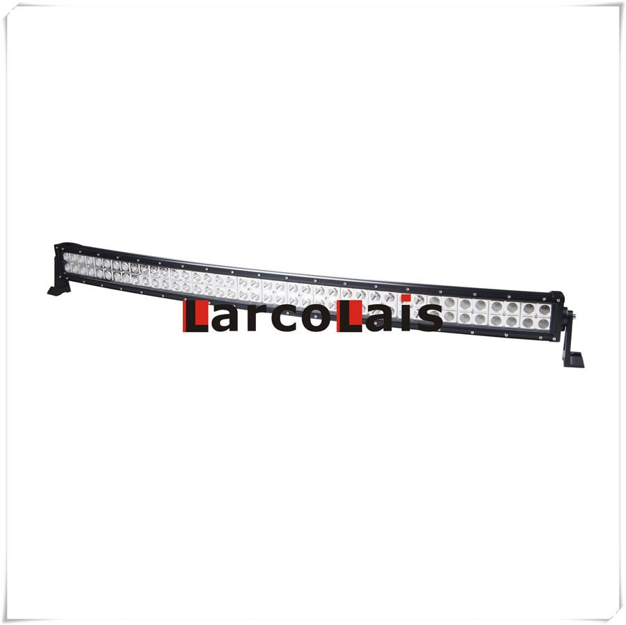43 Inch 240W CREE Curved LED Light Bar For Work Driving