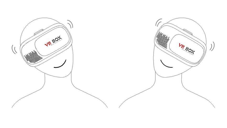 Best Vr Box 2.0 Google Cardboard Virtual Reality Headset