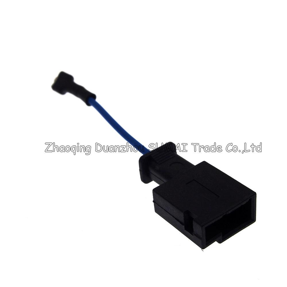 hight resolution of 2019 1pin horn adapter auto speaker connector horn plug car electrical modified for toyota camry highlander carola etc from darwinleong 7 04 dhgate