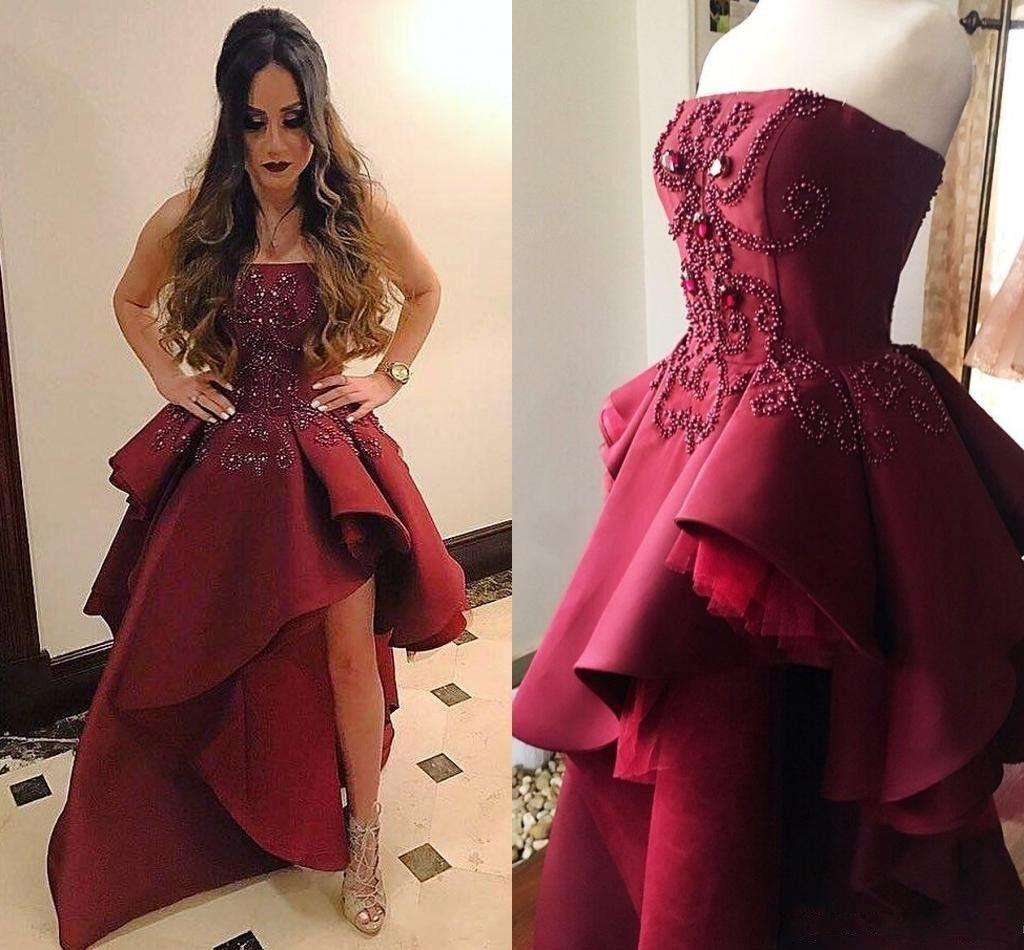 2018 new stylish burgundy