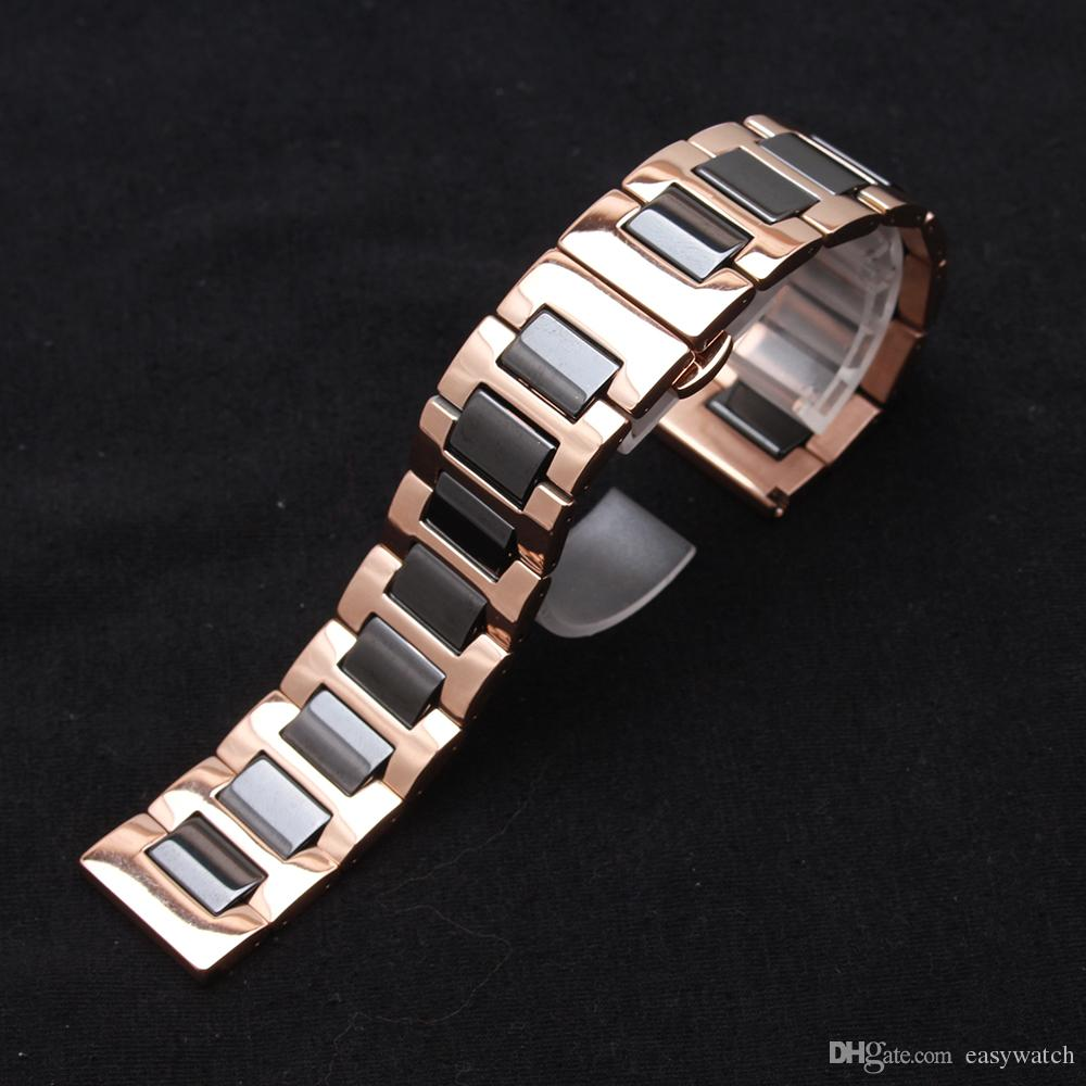 14mm 16mm 18mm 20mm 22mm Stainless Steel Watchband Strap