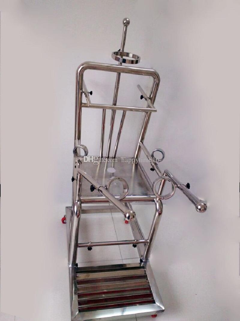 Newest Heavy Duty Stainless Steel Tuning Chair With Open