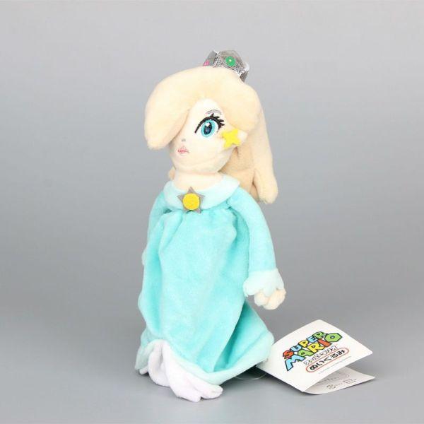 Super Mario Princess Rosalina Plush Toy With Tag Soft