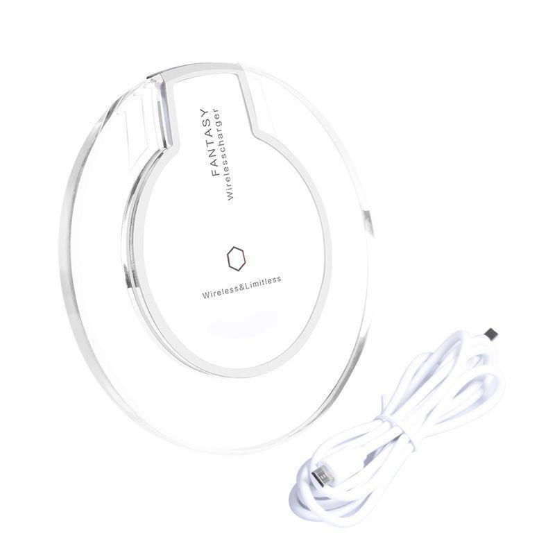 2020 Qi Wireless Charger Charging Induktion Ladegerät Für
