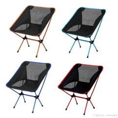 Folding Chair Nylon King Louis Xvi Dining Chairs Portable Singda Ultralight Beach Seats For Hiking Fishing Festival Picnic Bbq Camping Stool Backrest Free Shipment
