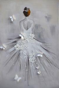 3d Elegant Wallpaper Ballet Dancer Wall Mural Custom 3d ...