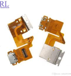 oem usb charger charging port dock connector flex cable ribbon for sony xperia tablet z sgp311 sgp312 sgp321 usb flex cable cheap phone parts parts of a  [ 1000 x 1000 Pixel ]