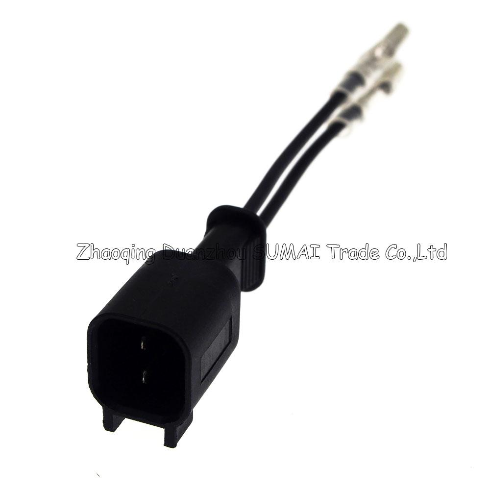 medium resolution of 2019 2pin horn adapter auto speaker connector horn plug car electrical modified for ford fawkes mondeo carnival winning etc from darwinleong