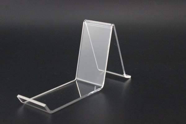 2019 Acrylic Shoe Support Stand Shoe Rack Shoes Holder Display Shoe Display Stand Shelf