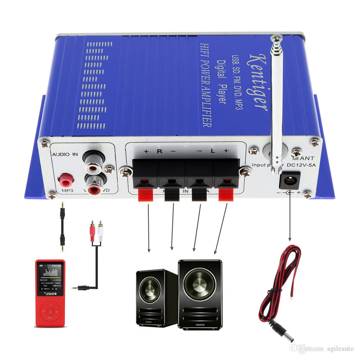 hight resolution of hy502 digital display hi fi 50wx4 2ch car stereo power amplifier amp support ipod usb mp3 fm sd jack input cec 813 car stereo websites car stereo wiring