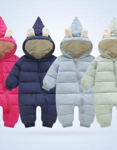 Winter clothes months toddler boy girl kid down coat jacket monthes snow clothing little girls boys kids coats jackets hooded also baby overalls pants snowsuit onesieduck rh dhgate