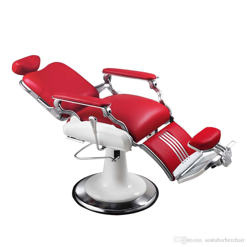 Red Barber Chair Seoproductname