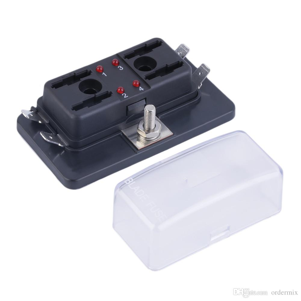 medium resolution of 4 6 10 way circuit car automotive atc ato fuse box for middle size blade car parts wholesale car replacement parts online from ordermix 5 63 dhgate com