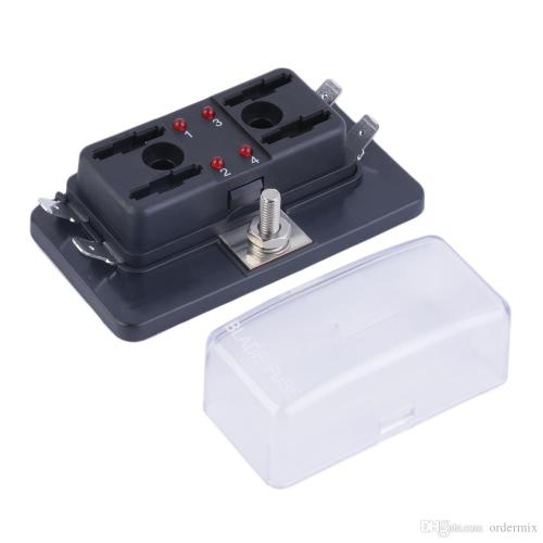 small resolution of 4 6 10 way circuit car automotive atc ato fuse box for middle size blade car parts wholesale car replacement parts online from ordermix 5 63 dhgate com