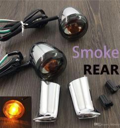 color same as pictures show material high quality billet aluminum pe lens bulb turn signal light with bracket wiring 3 wire set up position rear [ 1000 x 1000 Pixel ]