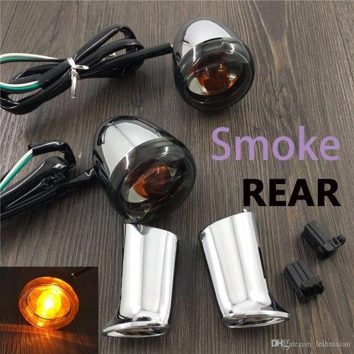 small resolution of  color same as pictures show material high quality billet aluminum pe lens bulb turn signal light with bracket wiring 3 wire set up position rear