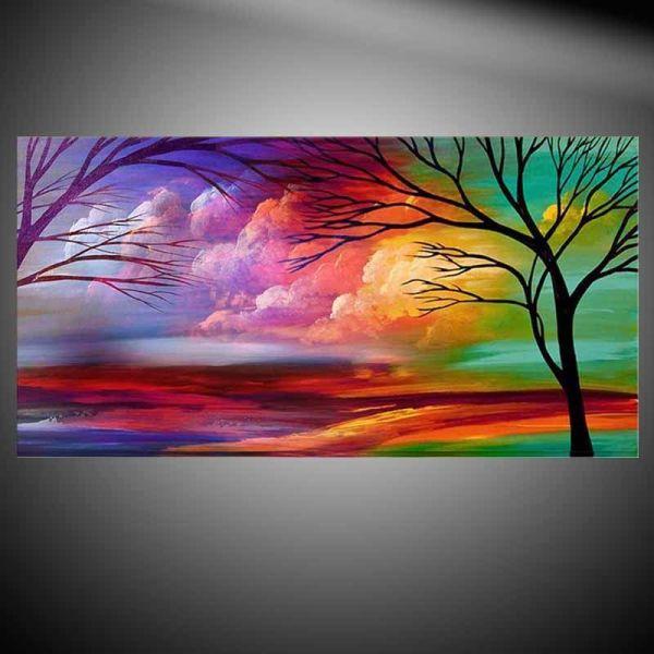 Modern Art Acrylic Paintings
