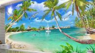 Permalink to Beach Wallpaper For Home