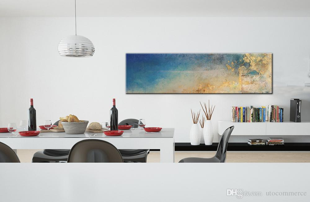 contemporary artwork living room blue rugs for modern paintings 1 12 kaartenstemp nl wholesale abstract canvas wall art picture painting rh dhgate com