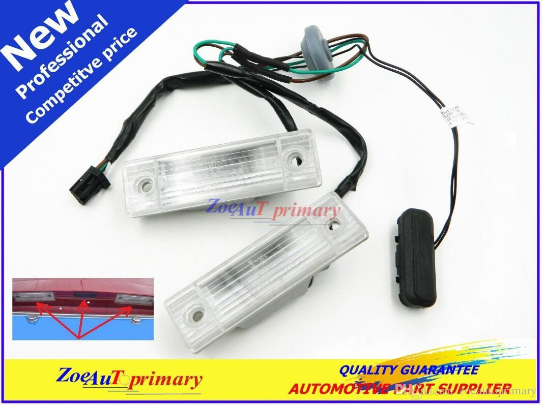 hight resolution of 2018 new 95107229 9039465 trunk release switch with licence plate lamp for chevrolet cruze 2009