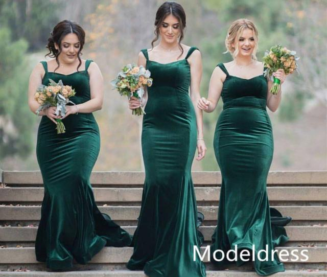 Maid Of Honor Dress Wedding Guest Party Prom Cheap Custom Discount Bridesmaids Dresses Ebony Rose Bridesmaid Dresses From Modeldress 94 18 Dhgate Com