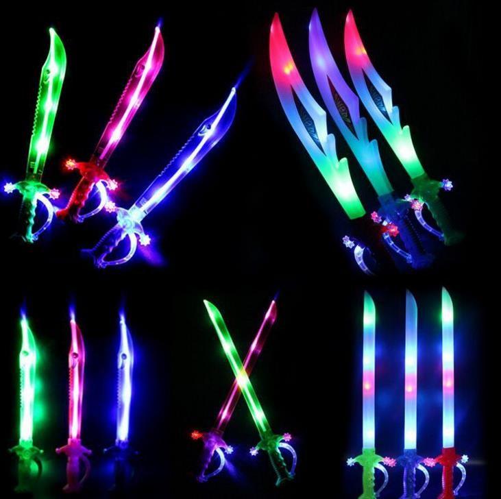light up ninja swords