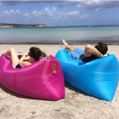 Inflatable Camping Chair Jazzy Mobility Batteries 2017 Multicolor Fast Sofa Portable Outdoor Waterproof Polyeste Beach Couch Lazy Beds Hiking Sleeping Bag Heavy Duty