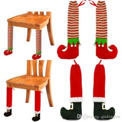 Christmas Elf Chair Covers Adirondack Picture Frame Favors Stockings And Slippers Leg Description