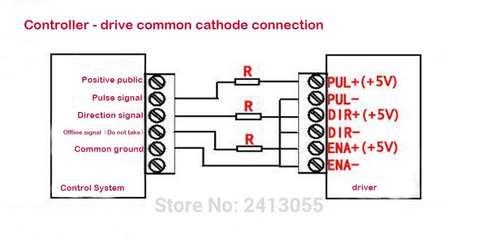 38v Wiring Diagram 2019 Tb6600 4a 9 42v Stepper Motor Driver Cnc Controller