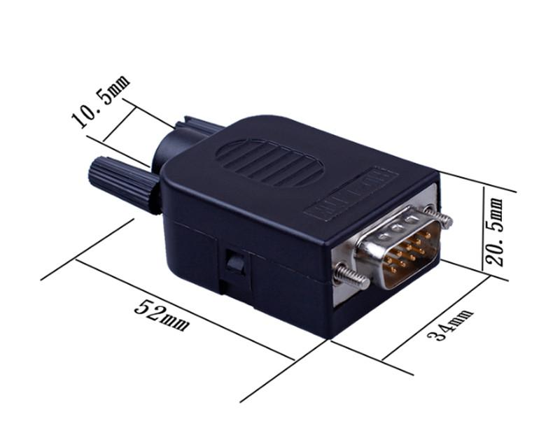 Cat 5 Crossover Cable Wiring Furthermore Rs232 Db9 Connector Pinout
