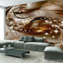 Custom Living Room Furniture Arrangements For Small Rooms Size Abstract Modern Wallpaper Roll 3d Mural Photo Wallpapers Sofa Hotel Wall Decor Papel De Parede Sala Background