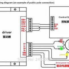 3 Phase To Single Wiring Diagram Hornby Dcc 2019 Tb6600 4a 9 42v Stepper Motor Driver Cnc Controller, Nema ...