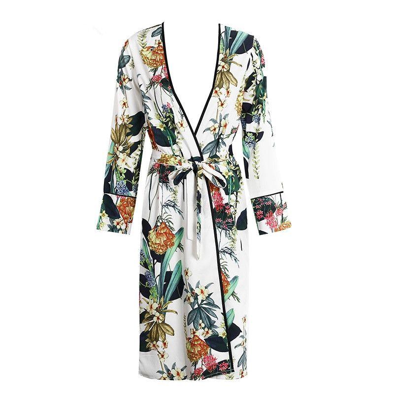 Kimono Sleeve Tunic Dress