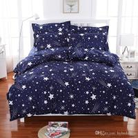 Duvet Cover With Stars