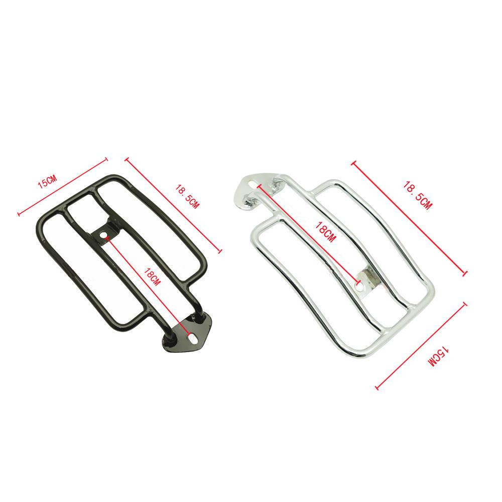 2019 Seat Rear Fender Luggage Rack For Harley Davidson