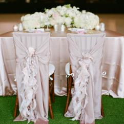 Wedding Chair Sash Accessories Gray Covers For Weddings 2019 30d Chiffon Weddding Custom Made On Sale Suppliers From Weddingplanning 3 02 Dhgate Com