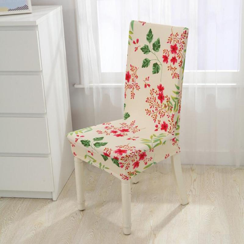 chair covers rental cheap and ottoman floral print cover home dining elastic multifunctional spandex cloth universal stretch rentals