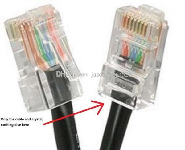 Network Cable 1m 3m 5m Cat5e Ethernet Lan Cable Non Booted