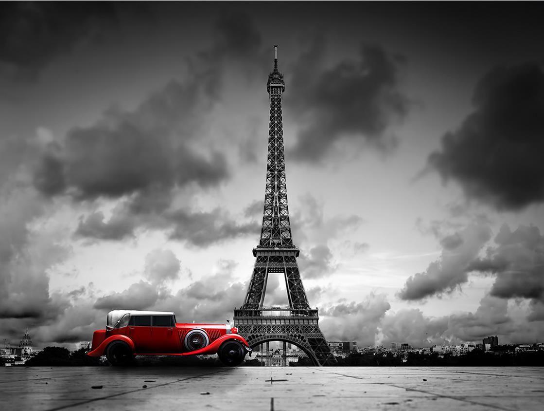 luxury european modern paris