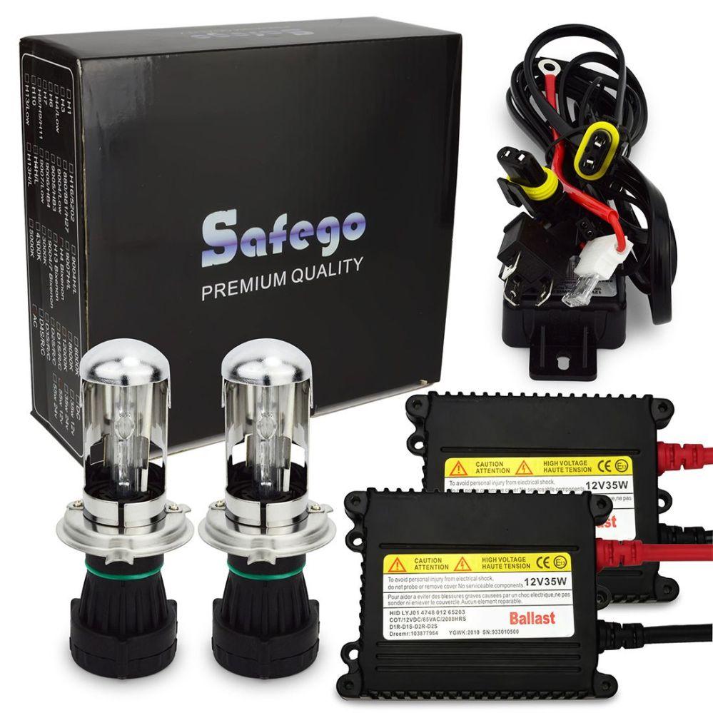medium resolution of hid conversion kit dc 35w h4 bi xenon flexible kit 4300 1200k automobile headlights bi xenon kit with wire harness xenon cars xenon conversion kits from