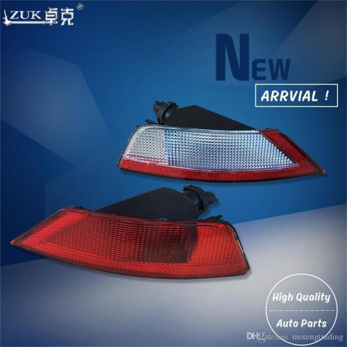 small resolution of zuk left right rear bumper fog light fog lamp reflector for ford focus classic 2009 2010 2011 2012 2013 2014 2015 with lamp bulb led driving light led