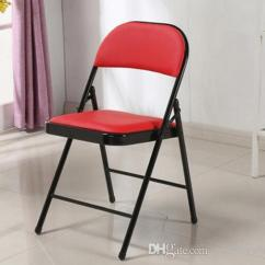 Folding Chair Desk La Z Boy Recliner Chairs Uk 2019 Metal Office Red Plastic Basic Durable Leisure From Mickeyshi1987 16 75 Dhgate Com