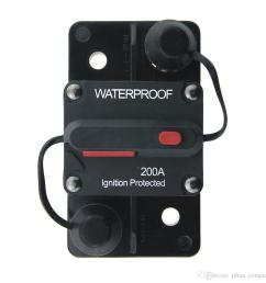 200a amp circuit breaker dual battery manual reset ip67 w proof 12v 24 volt fuse with tracking numble sell auto parts online sell car parts online from  [ 1050 x 1050 Pixel ]