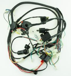 in stock quick ship full wiring harness  [ 1500 x 1500 Pixel ]