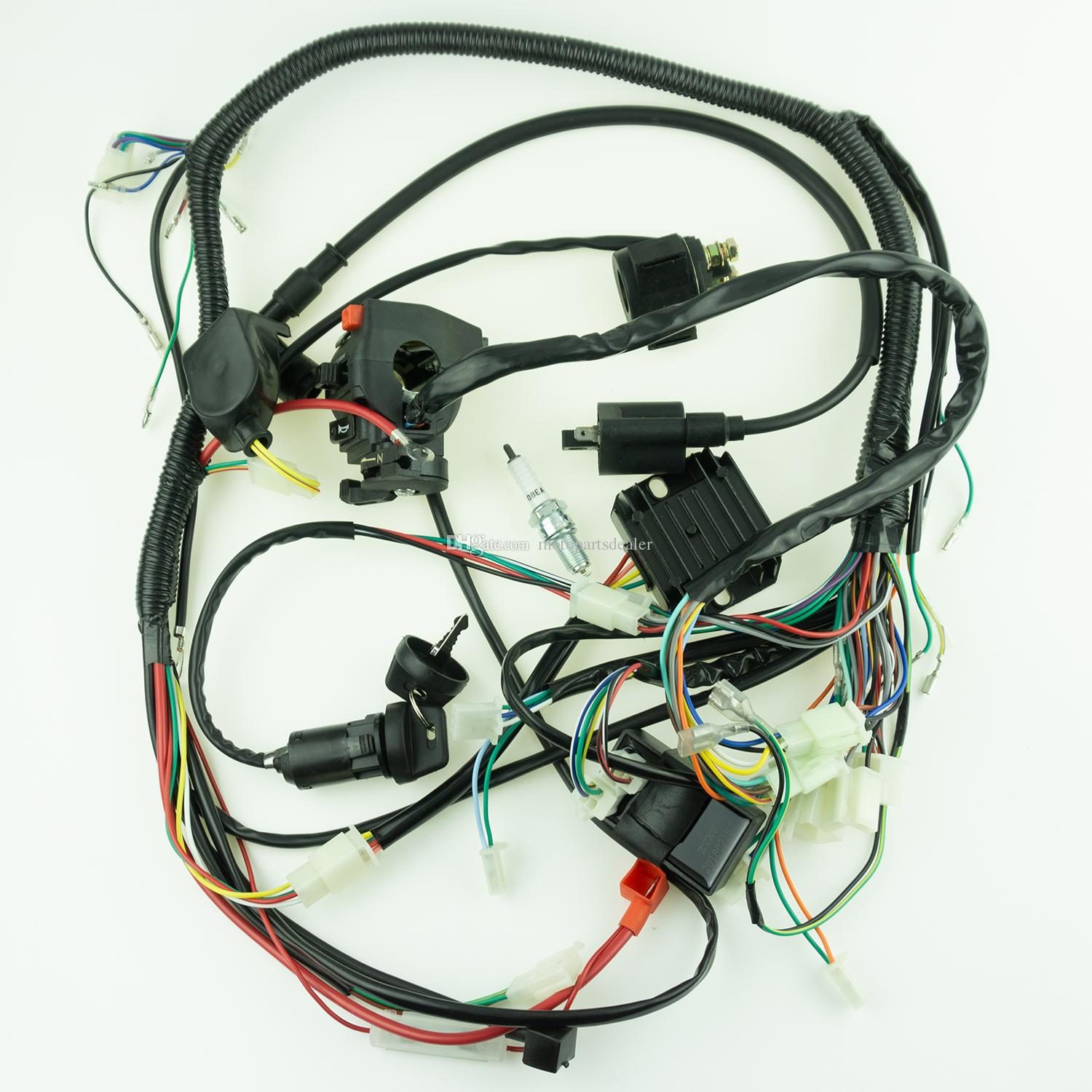 hight resolution of in stock quick ship full wiring harness